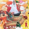 ナコンサワン(นครสวรรค์)の春節・中国正月の龍舞は圧巻でした!!其の壱