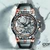 2017ジュネーブの時計展とロジャーとヤマナシの相手のExcaliburシリーズは透かし彫りは自動的に鎖の腕時計に行って自動的にと鎖の腕時計に行きます