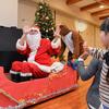 こすもす保育園 クリスマスパーティーの写真