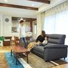 家事動線◎!収納たっぷりでスッキリと片付き、居心地のいい空間