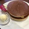 浅草の珈琲館は居心地がよく、しかもホットケーキが美味い