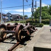 五日市鉄道・立川-拝島間の廃線線路跡を歩く (2)