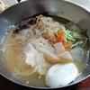 定額給付金で外食Vol.22 大阪鶴橋で韓国冷麺を食べる