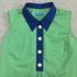 レトロ色のノースリーブシャツを作りました♪