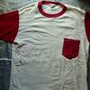 私の古着から70年代と思われる「TOWNCRAFT」のTシャツをご紹介。クレイジーパターンです