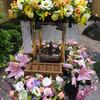 久しぶりの灌仏会(花まつり)