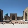 ブルーに魅せられて、ウズベキスタン④