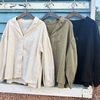 コットンレースシャツジャケット