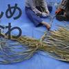 秋季祭礼に向けた準備!しめ縄を作ってきました!【過去記事】