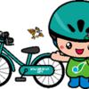 自転車に乗るときに ヘルメットを着用しましょう!