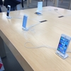 Apple StoreでiPhone SEをみてきた