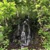 青森のお上品な分岐瀑『九重の滝 ここのえのたき』