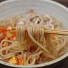 ドングリの澱粉で冷麺を作った by 「育ちすぎたタケノコでメンマを作ってみた」