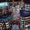 SMALL WORLDS TOKYOでミニチュア世界を楽しむ