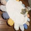 洗濯できる♪サニーマットの作り方。簡単手作り赤ちゃんグッズ