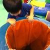 東大阪市の子連れお出かけ/ドリーム21/のびのびひろばの土管型マットが地味に人気だと思う