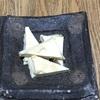 豆腐の粕味噌漬け