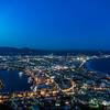 3本のレンズを抱えて「日本三大夜景」函館山からの夜景を撮ってきました!