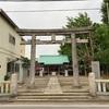 宮城氷川神社 (再訪)  足立区宮城