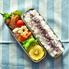 #859 塩鮭弁当