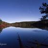 幽静の白駒池