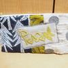 ミナペルホネンのハギレでペンケースを作りました^^