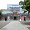 富岡八幡宮(江東区/門前仲町)への参拝と御朱印