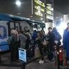 【女子ひとり旅】バルセロナの空港から市内までバス移動