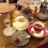 殿堂入りのお皿たち その341【カフェダミアーノさん の  アフォガード】