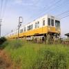 2014年5月 太田駅と三条駅区間で琴平線600形を撮影