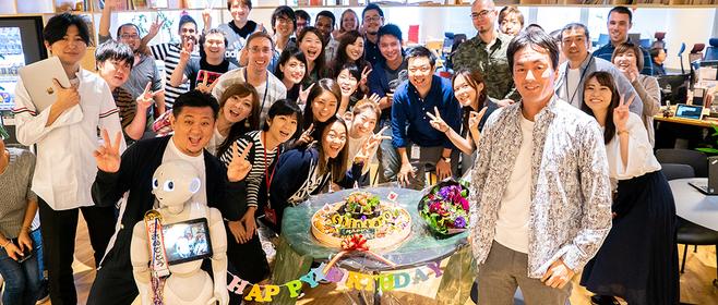 今日は進太郎さんの誕生日!!だよ2018 #メルカリな日々