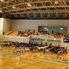 6/30 第14回県協会会長杯小学生ダブルス大会