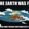 仮定法過去(「もしも地球が平らなら」というネットミーム)【再掲】
