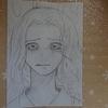 漫画「ちはやふる」のキャラクターを描いてみた。