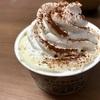 【ローソン】ボリュームのわりに低糖質!ウチカフェスペシャリテの〝雪めくティラミス〟を実食レビュー!