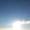 2016年12月16日(金)今朝の空