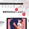 iPadのSafariは2画面表示が出来るんですね!知りませんでした!