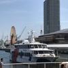 神戸散歩(2) ベイクルーズ。