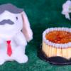 【ビッグバスチー バスク風チーズケーキ】ローソン 4月21日(火)新発売、LAWSON コンビニ スイーツ 食べてみた!【感想】