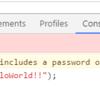 10分でwebプログラミング初心者