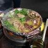 【ベトナム旅行】ハノイ旧市街のガウカウ通りでおっぱい焼肉