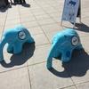 横浜で遊ぶ その⑦ 象の鼻パークでソフトクリームを食べよう