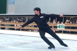 小塚崇彦さん「フィギュアスケーターの経験を活かし、スケート靴を開発」