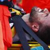 左肩脱臼のバルザーリは2ヶ月離脱の予定、復帰は2017年1月になる見込み