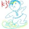 マヤ暦 K31【青い猿】楽しい気持ちでひらめく🎶