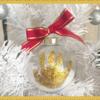 手形で作るクリスマスの飾りつけ マッドパイ|メモリアルハンドプリントオーナメント