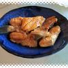 先日釣ってきたウマヅラハギの煮付け。