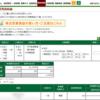 本日の株式トレード報告R3,10,4