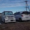N-BOX車中泊 2日目 四ツ倉港海釣り!
