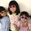 三姉妹。たまに、わたし。